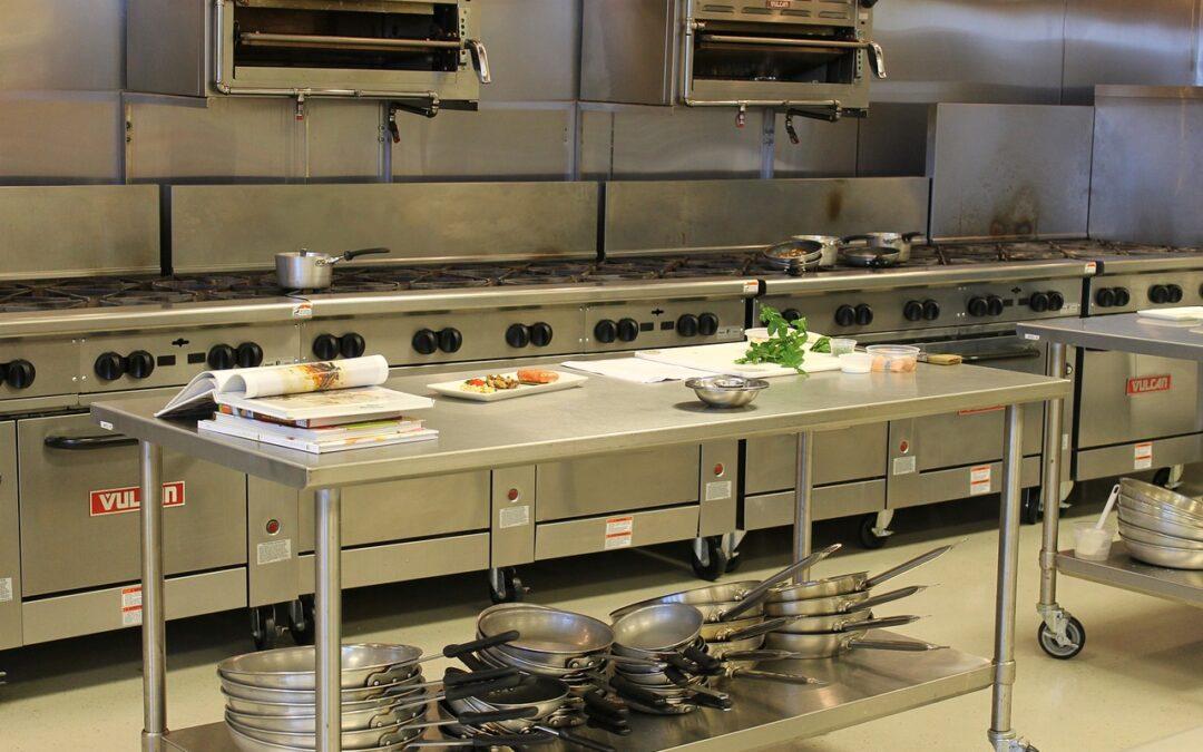 Os riscos da falta de higienização nas cozinhas